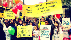 Irish Refugee Council welcome commitment to end Direct Provision