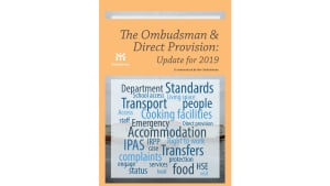 Irish Refugee Council welcome report: The Ombudsman & Direct Provision: Update for 2019