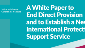 Press release: Irish Refugee Council welcome White Paper, focus now on implementation