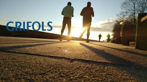 Grifols 5K run for the Irish Refugee Council