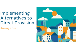 New report: Implementing Alternatives to Direct Provision