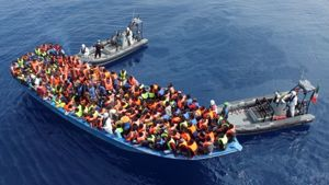 Irish Refugee and Migrant Coalition alarm at ending of Naval rescue mission in Mediterranean