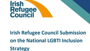 Submission on the National LGBTI Inclusion Strategy
